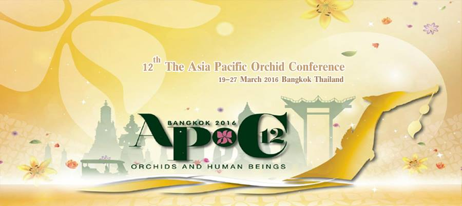 12th Asia Pacific Orchid Conference