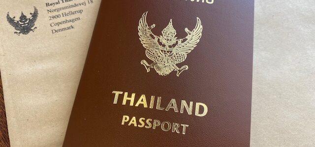 ตั้งแต่วันที่ 1 เมษายน 2564 เป็นต้นไป สถานเอกอัครราชทูตไทย ณ กรุงโคเปนเฮเกนได้ทำการเปิดบริการให้ประชาชนไทยในประเทศเดนมาร์ก กรีนแลนด์ หมู่เกาะแฟโร และประเทศลิทัวเนีย สามารถทำการจองผ่านระบบออนไลน์จากเว็บไซต์